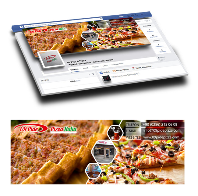 09 Pide Pizza Facebook Cover