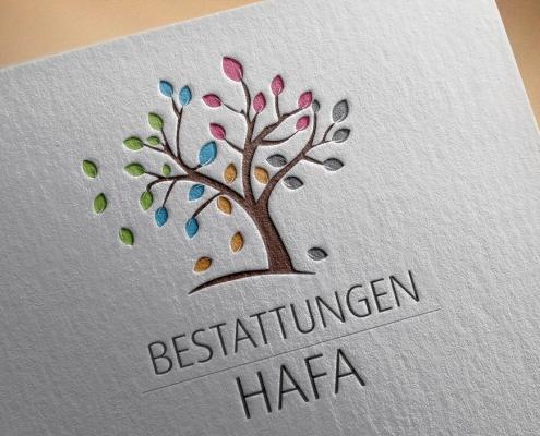 Bestattungen Hafa Logo