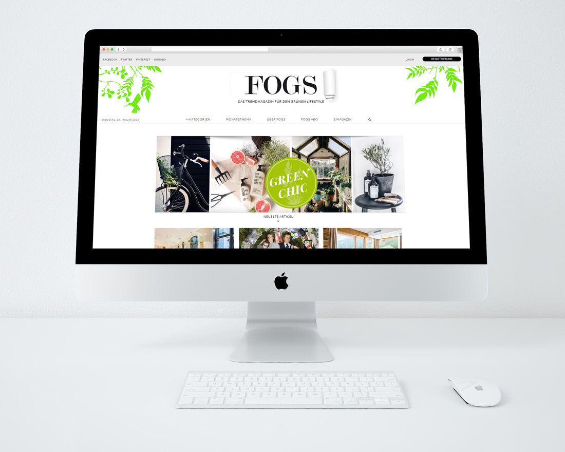 Fogs Das Trendmagazin